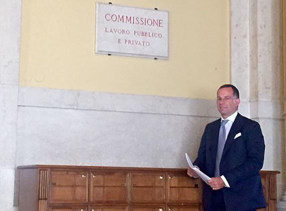 Roma, 10 Aprile 2017 - Sistema di valutazione dei dipendenti pubblici