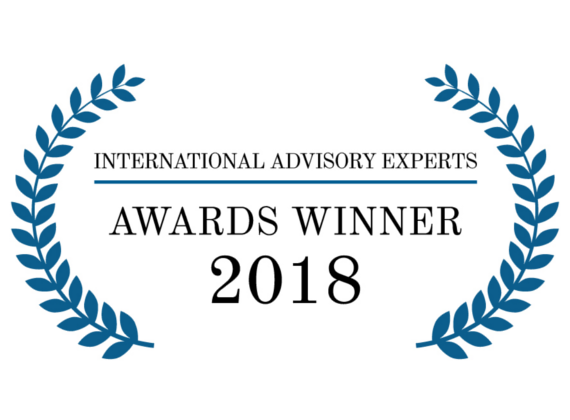 2018 IAE Awards Winner