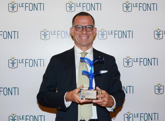 Gabriele Fava, Avvocato dell' Anno Consulenza Diritto del Lavoro - 2018