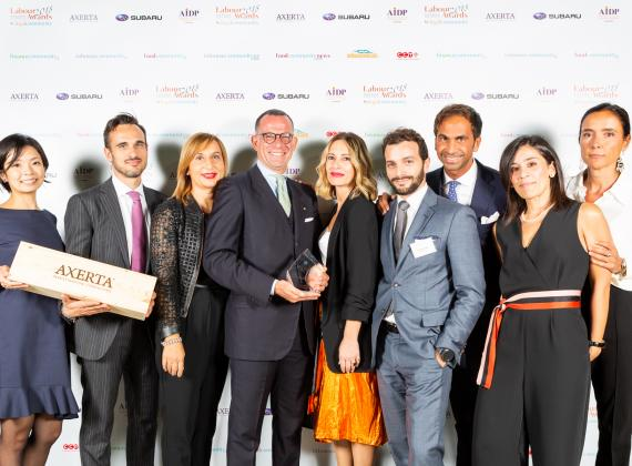 Legal Community Labour Awards 2018 - Studio dell'anno Top Management